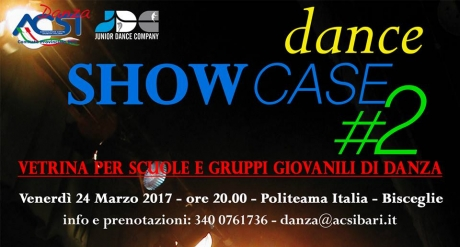 DANCE SHOWCASE 2017